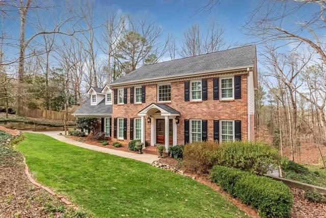 330 Skyridge Drive, Sandy Springs, GA 30350 (MLS #6670153) :: Kennesaw Life Real Estate