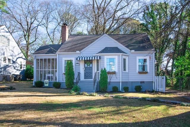 2648 Harris Street, East Point, GA 30344 (MLS #6670191) :: KELLY+CO