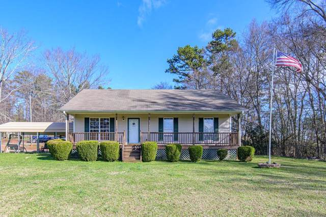 1853 Chulio Road SE, Rome, GA 30161 (MLS #6670195) :: The Realty Queen Team