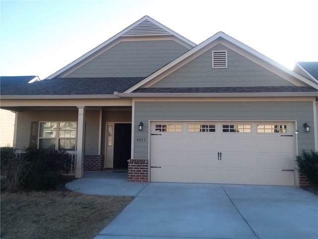 4815 Lost Creek Drive, Gainesville, GA 30504 (MLS #6670206) :: North Atlanta Home Team