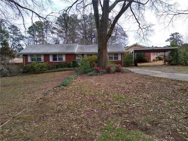 50 Gladstone Drive SW, Marietta, GA 30060 (MLS #6670209) :: North Atlanta Home Team
