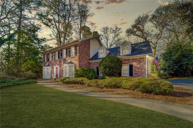 3447 Whirlaway Court, Marietta, GA 30062 (MLS #6670215) :: Path & Post Real Estate