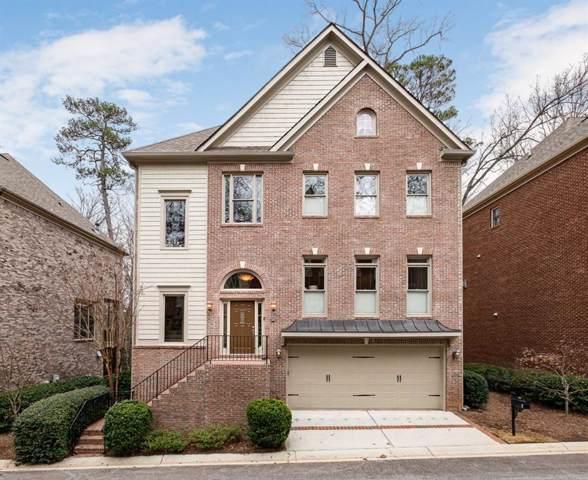 1010 Manorwood Court NE, Sandy Springs, GA 30328 (MLS #6670216) :: Kennesaw Life Real Estate