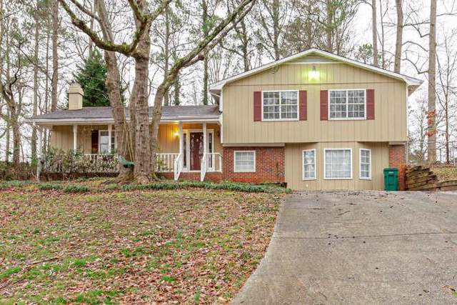 860 Green Forest Drive SE, Smyrna, GA 30082 (MLS #6670219) :: The Cowan Connection Team