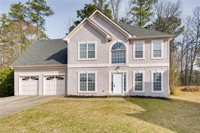 2091 Samantha Circle SW, Marietta, GA 30008 (MLS #6670239) :: RE/MAX Paramount Properties