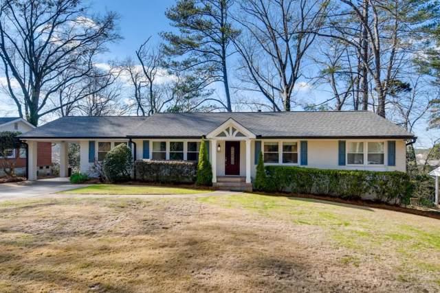 1920 Forest Green Drive NE, Atlanta, GA 30329 (MLS #6670240) :: Charlie Ballard Real Estate