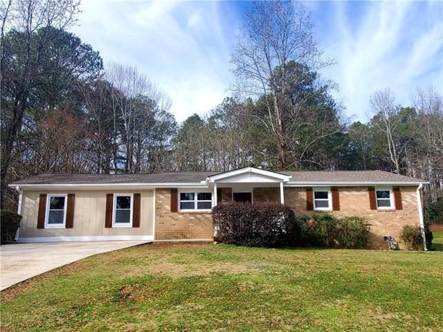 8661 Chestnut Lane, Lithia Springs, GA 30122 (MLS #6670246) :: North Atlanta Home Team