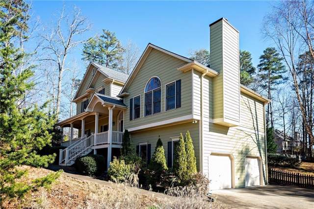 121 Silver Creek Drive, Canton, GA 30114 (MLS #6670254) :: Kennesaw Life Real Estate