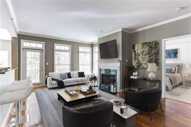 50 Biscayne Drive NW #3115, Atlanta, GA 30309 (MLS #6670267) :: Charlie Ballard Real Estate
