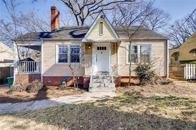 3244 Jackson Street, Atlanta, GA 30354 (MLS #6670268) :: The Hinsons - Mike Hinson & Harriet Hinson