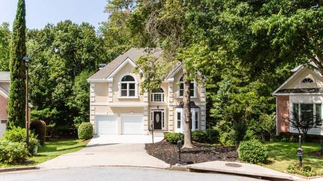 4540 Devonshire Road, Dunwoody, GA 30338 (MLS #6670273) :: Kennesaw Life Real Estate