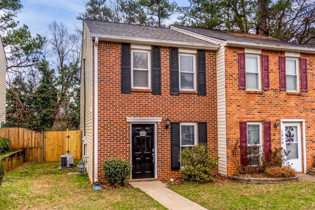 1512 Springleaf Circle SE #1512, Smyrna, GA 30080 (MLS #6670327) :: Kennesaw Life Real Estate