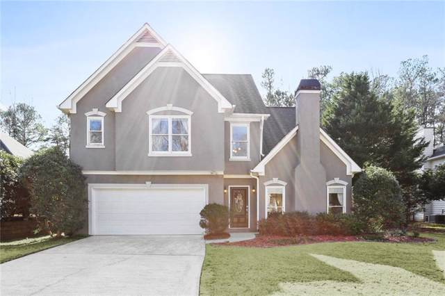 2920 Ivey Oaks Lane, Roswell, GA 30076 (MLS #6670334) :: North Atlanta Home Team
