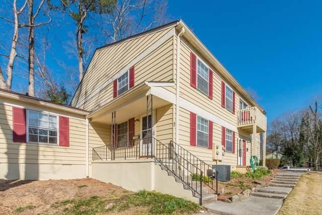 1342 Surrey Lane SW #4, Marietta, GA 30008 (MLS #6670339) :: Kennesaw Life Real Estate