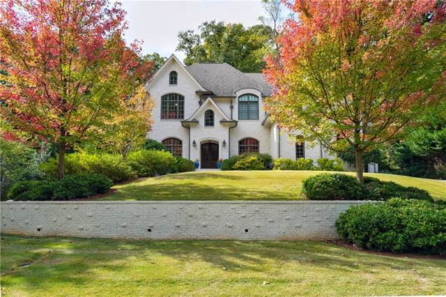 4582 Runnemede Road NW, Atlanta, GA 30327 (MLS #6670342) :: The Butler/Swayne Team