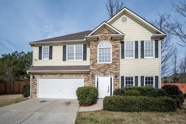 1813 NW Shiloh Valley Court NW, Kennesaw, GA 30144 (MLS #6670346) :: The Cowan Connection Team