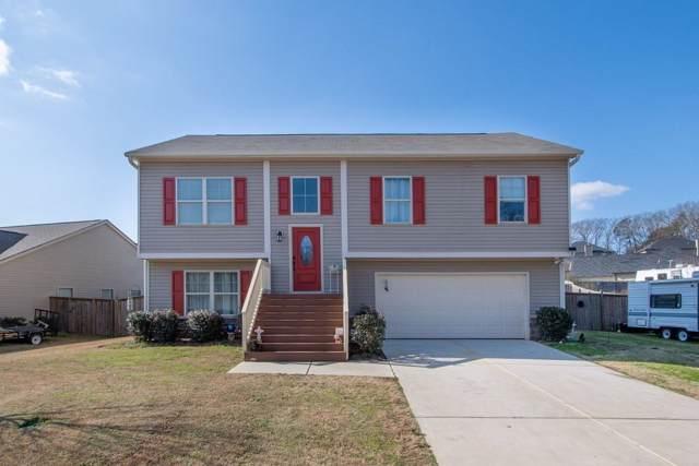 394 Pinnacle Drive, Winder, GA 30680 (MLS #6670355) :: Good Living Real Estate