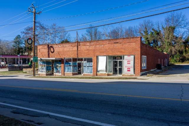 124 Currahee Street, Toccoa, GA 30577 (MLS #6670375) :: Dillard and Company Realty Group