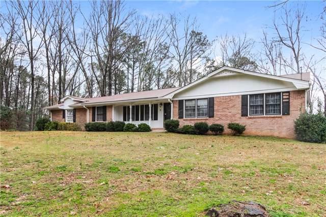 2304 Hudson Drive SW, Lilburn, GA 30047 (MLS #6670401) :: Kennesaw Life Real Estate