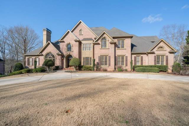 6410 Haddington Lane, Suwanee, GA 30024 (MLS #6670415) :: RE/MAX Paramount Properties