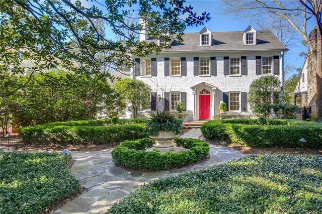 940 Clifton Road NE, Atlanta, GA 30307 (MLS #6670421) :: Path & Post Real Estate