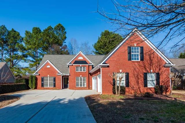 236 Bent Ridge Road N, Dawsonville, GA 30534 (MLS #6670423) :: Path & Post Real Estate