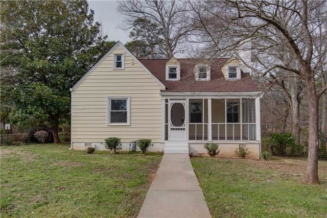 1623 SW Belmont Avenue SW, Atlanta, GA 30310 (MLS #6670426) :: Community & Council