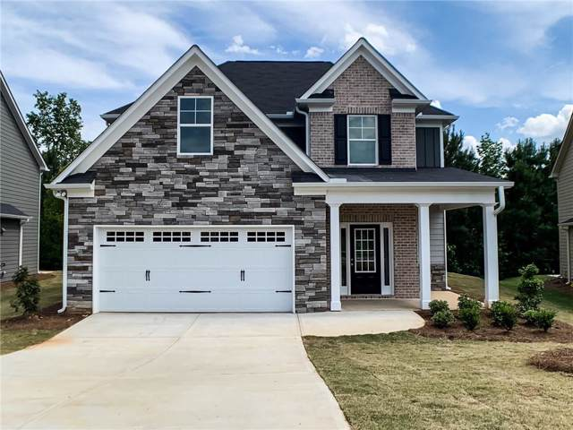 6384 Barker Station Walk, Sugar Hill, GA 30518 (MLS #6670435) :: RE/MAX Paramount Properties