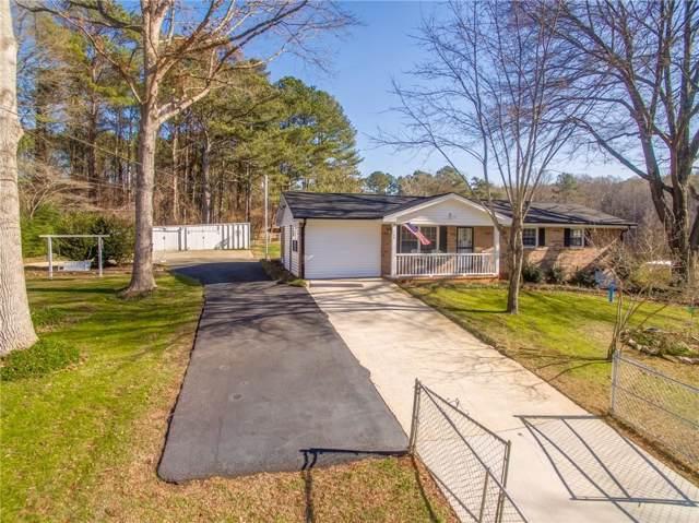 169 Fleetwood Way, Hiram, GA 30141 (MLS #6670466) :: Kennesaw Life Real Estate