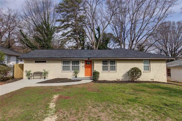 2808 Mitchell Place, Decatur, GA 30032 (MLS #6670483) :: The North Georgia Group