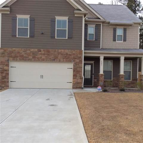 6581 Bluffview Drive, Douglasville, GA 30134 (MLS #6670505) :: The Cowan Connection Team