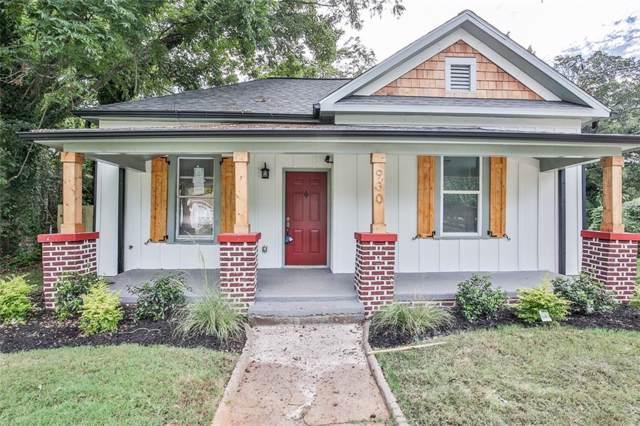 930 Westmont Road SW, Atlanta, GA 30311 (MLS #6670508) :: RE/MAX Prestige