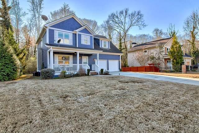 1809 Rollingwood Drive SE, Atlanta, GA 30316 (MLS #6670524) :: RE/MAX Paramount Properties