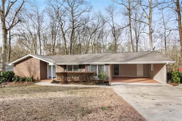 1511 Compton Drive SW, Mableton, GA 30126 (MLS #6670538) :: North Atlanta Home Team