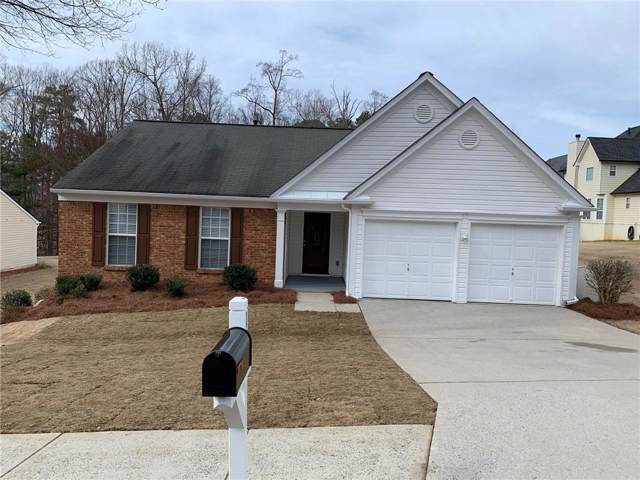 136 Park Forest Drive NW, Kennesaw, GA 30144 (MLS #6670551) :: Kennesaw Life Real Estate