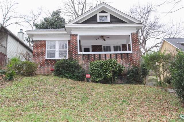 6 Gertrude Place, Atlanta, GA 30318 (MLS #6670558) :: The Hinsons - Mike Hinson & Harriet Hinson