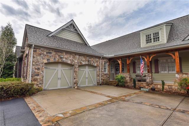 503 Birch River Drive, Dahlonega, GA 30533 (MLS #6670567) :: North Atlanta Home Team