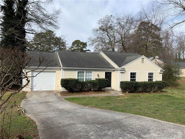 1217 Lakeview Crossing, Stone Mountain, GA 30088 (MLS #6670569) :: Rock River Realty