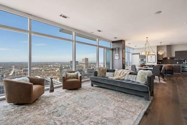 45 Ivan Allen Jr Boulevard #2403, Atlanta, GA 30308 (MLS #6670572) :: RE/MAX Prestige