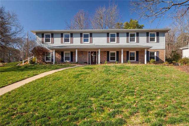 618 Windgrove Road SE, Marietta, GA 30067 (MLS #6670574) :: The Heyl Group at Keller Williams