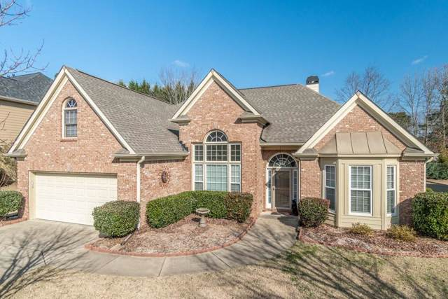 1405 Turtle Dove Lane, Lawrenceville, GA 30043 (MLS #6670576) :: The Hinsons - Mike Hinson & Harriet Hinson