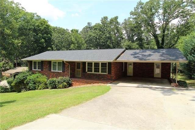 390 Mountain View Drive, Gainesville, GA 30501 (MLS #6670594) :: North Atlanta Home Team