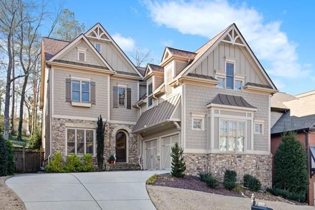 1920 Sadler Drive SE, Smyrna, GA 30080 (MLS #6670596) :: Charlie Ballard Real Estate