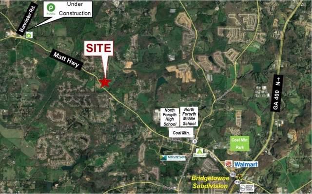 4425 Hubert Martin Road, Cumming, GA 30028 (MLS #6670600) :: North Atlanta Home Team