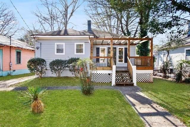 1266 Oakland #B Terrace SW, Atlanta, GA 30310 (MLS #6670620) :: KELLY+CO