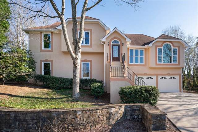 3540 Lone Indian Way, Marietta, GA 30066 (MLS #6670628) :: John Foster - Your Community Realtor