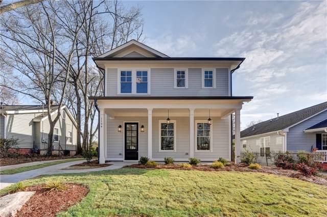 119-A Whitefoord Avenue NE, Atlanta, GA 30307 (MLS #6670629) :: The Hinsons - Mike Hinson & Harriet Hinson