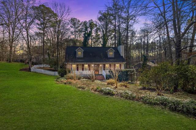 2621 Due West Circle NW, Kennesaw, GA 30152 (MLS #6670631) :: Kennesaw Life Real Estate