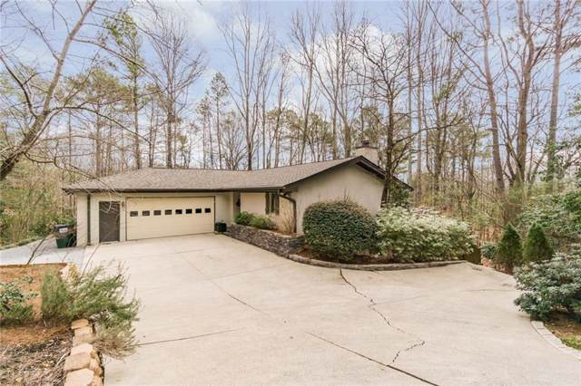 1292 Timberland Drive SE, Marietta, GA 30067 (MLS #6670644) :: The Heyl Group at Keller Williams