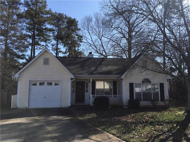 421 Village Circle, Stockbridge, GA 30281 (MLS #6670649) :: RE/MAX Prestige